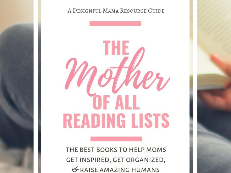 These books are game changers! As a mom of small kids, they are the foundation of my parenting library.