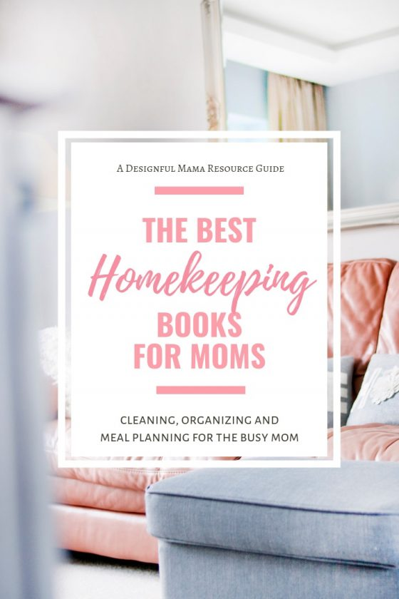 Laundry, cleaning, clutter-busting and feeding the humans takes some work. These gave me the tools, skills and systems to manage my home well!